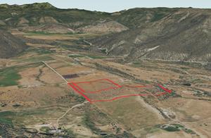 REDLANDS MESA BUILDING LOTS FOR SALE, DELTA COUNTY, COLORADO