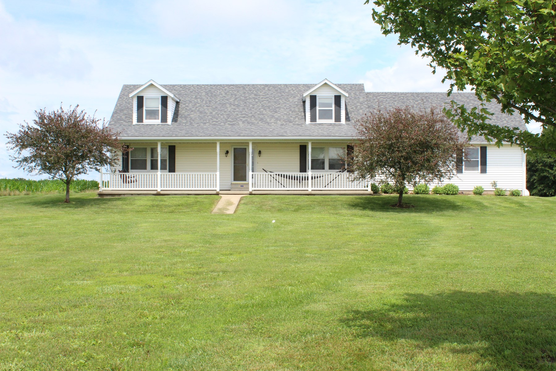 Northeast Missouri home on 120 acres