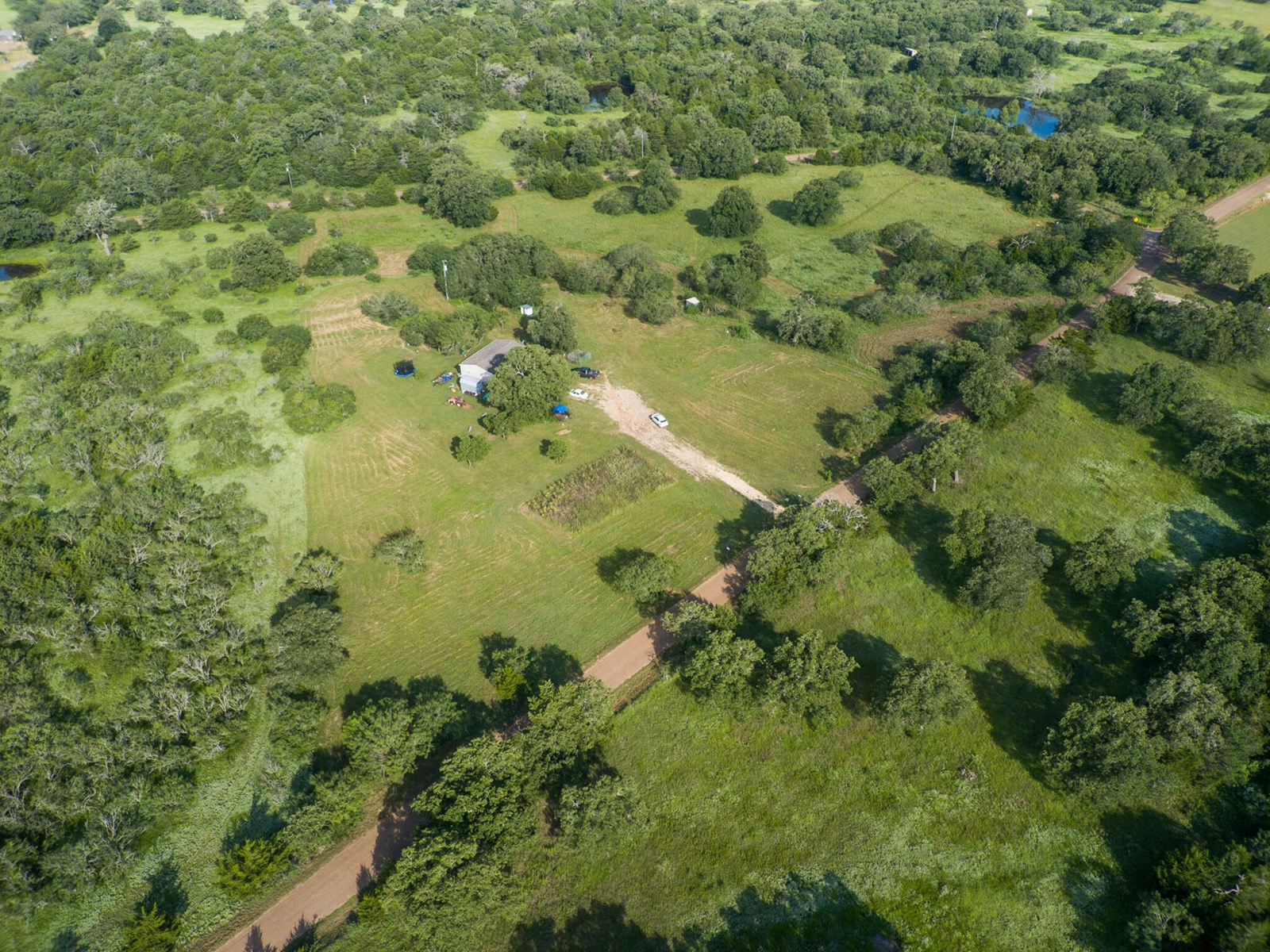 Country Home with acreage for sale near Bastrop Texas