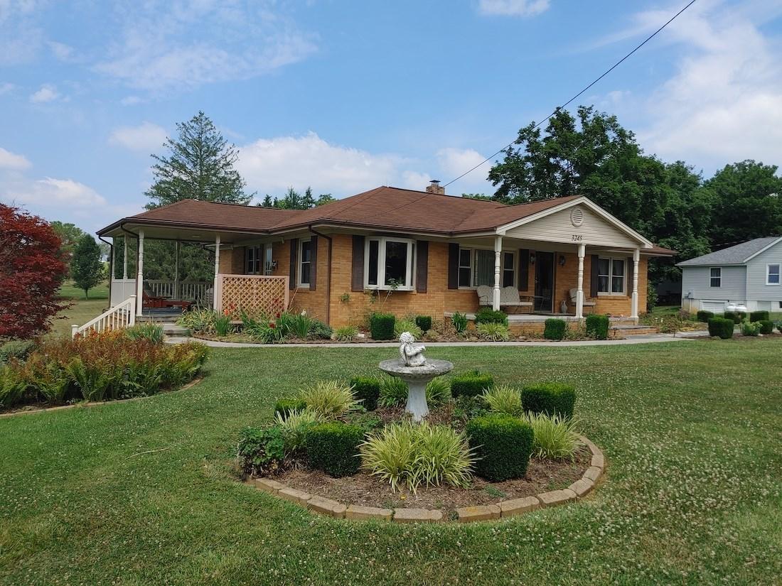 Brick Home for Sale in Riner VA!