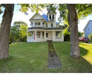Historic Victorian Home in Island Falls, Maine