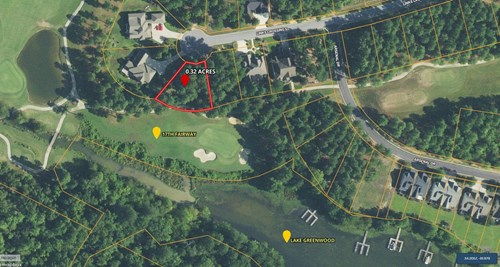 Lot 267: Golf Course Lot in Grand Harbor of Ninety-Six, SC