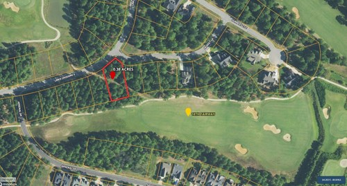 Lot 277: Golf Course Lot in Grand Harbor of Ninety Six, SC