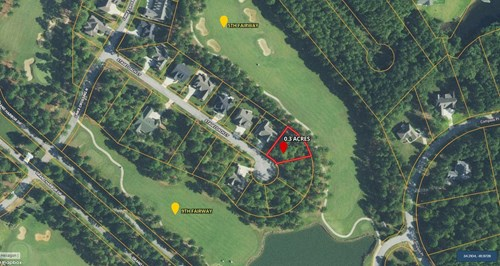 Lot 362: Golf Course Lot in Grand Harbor of Ninety Six, SC