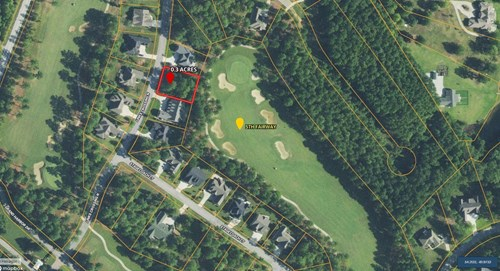 Lot 371: Golf Course Lot in Grand Harbor of Ninety Six, SC