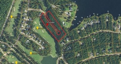 Battle Ridge Development in Grand Harbor of Ninety Six, SC