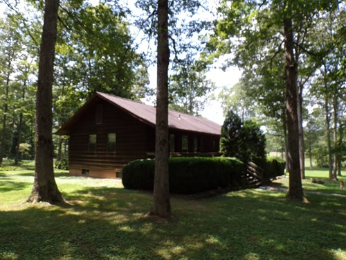 Country Home and Farm For Sale in Arkansas