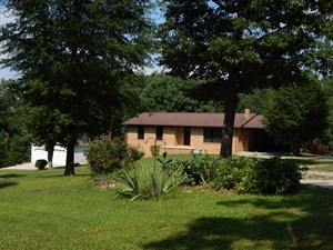 TN. COUNTRY HOME, 4 BED-3 BATH, 9.5 WOODED ACRES W/STREAM!!
