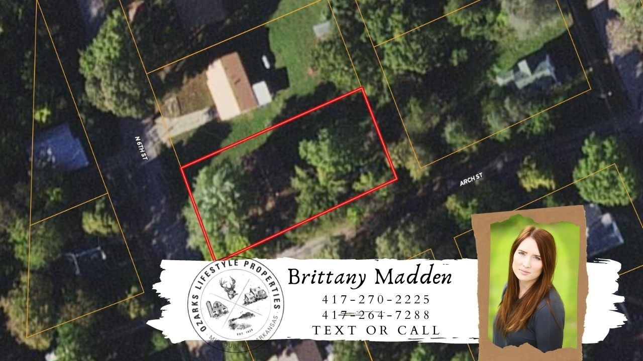 Lot for Sale in Thayer, Missouri