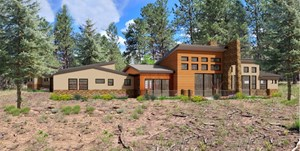 MOUNTAIN HOME FOR SALE, LOG HILL, RIDGWAY, COLORADO