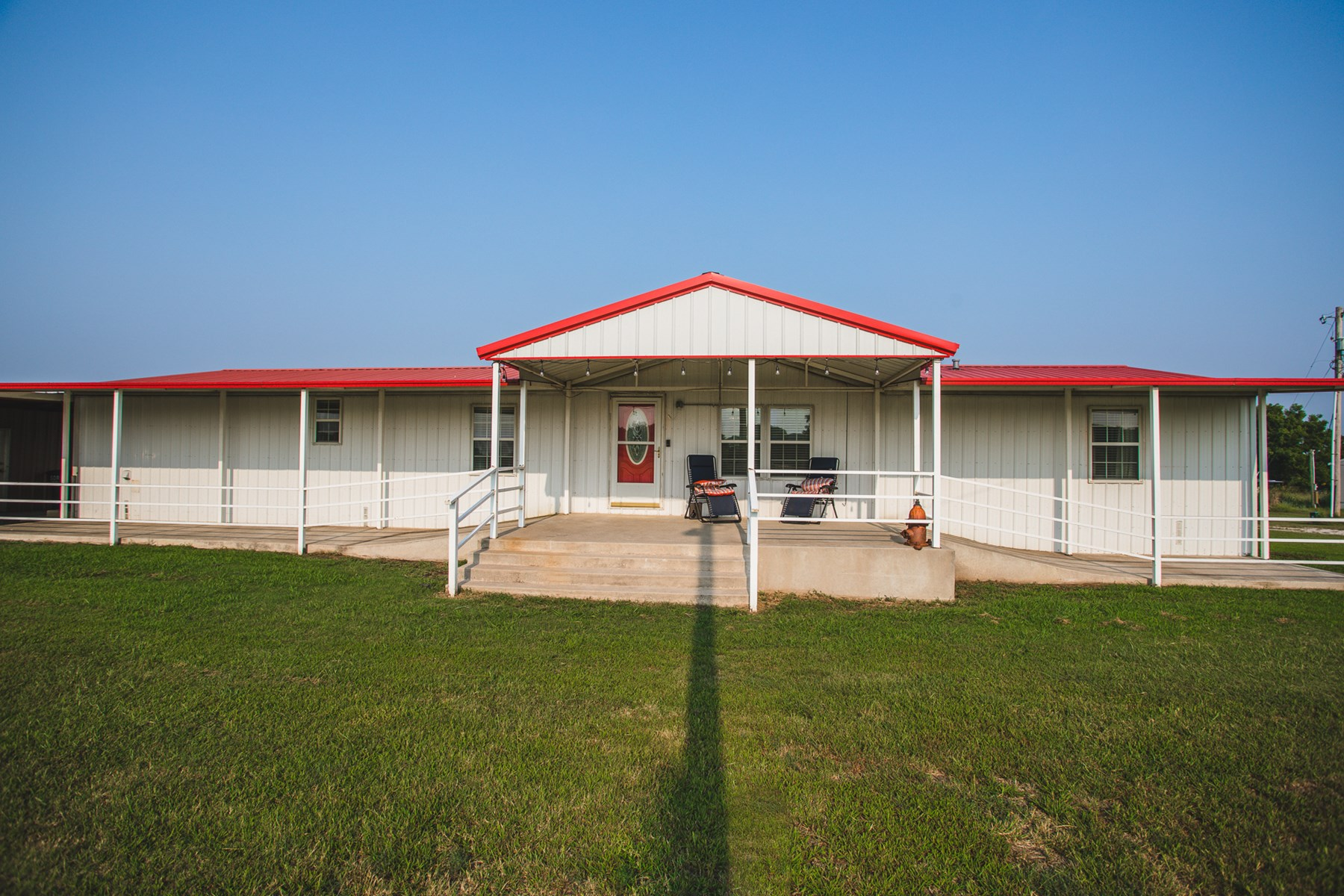 Country Home with Acreage and Large Shop