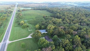 MONROE COUNTY HUNTING PROPERTY FOR SALE WITH HOME