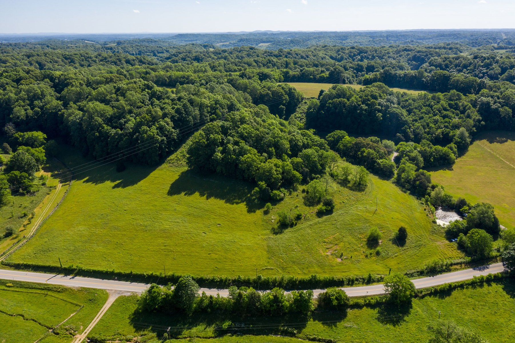 Farm and Hunting Property for Sale in Lynnville Tennessee