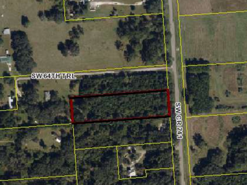 Vacant Land For Sale in Union County Florida