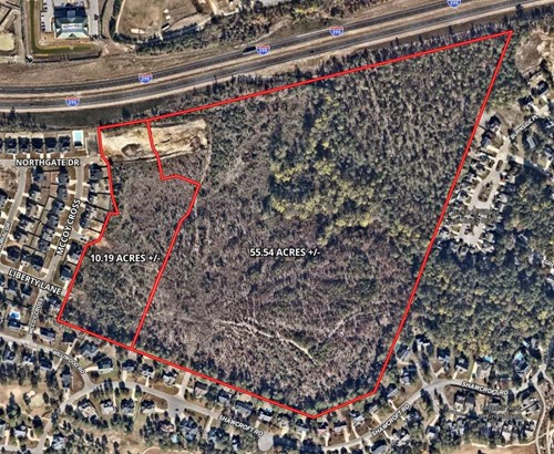 Fayetteville NC Development Land for Sale at Auction
