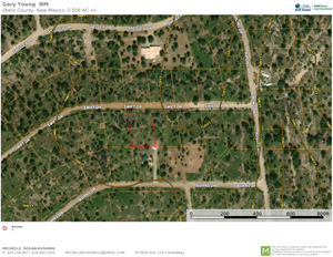 OTERO LAND FOR SALE NEAR CLOUDCROFT, NM IN TIMBERON.   TIMBE