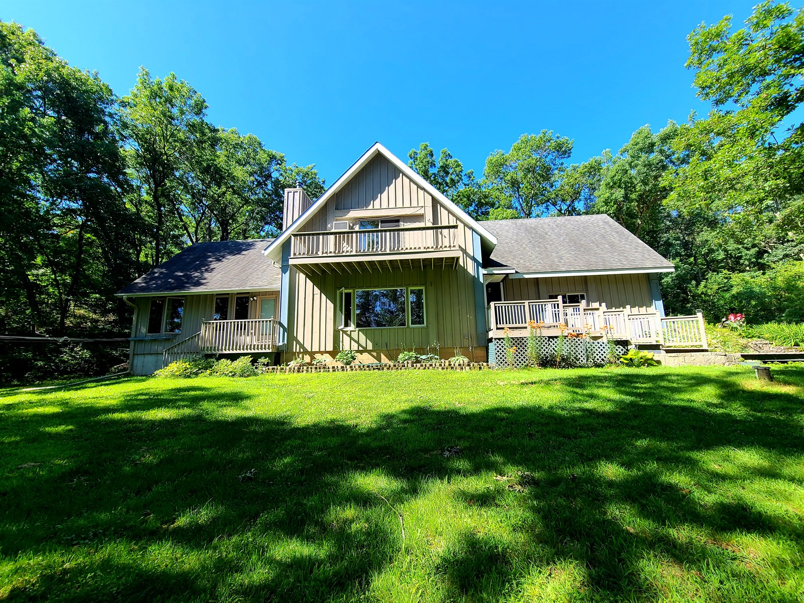 Country Home in Sparta Wisconsin