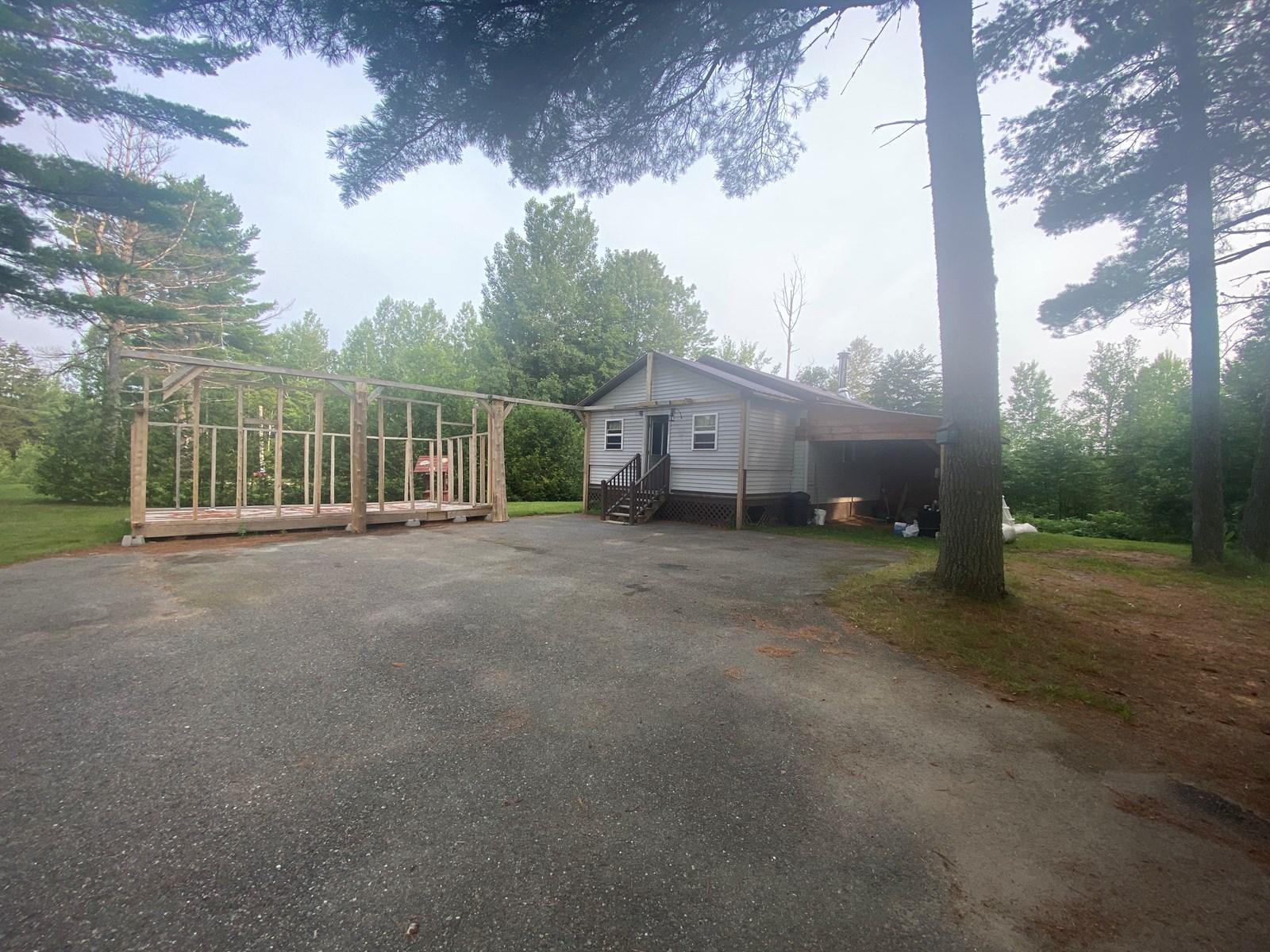 Camp for sale in Winn, Maine