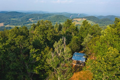 Land for Sale in Floyd VA with Incredible Mountain Views!
