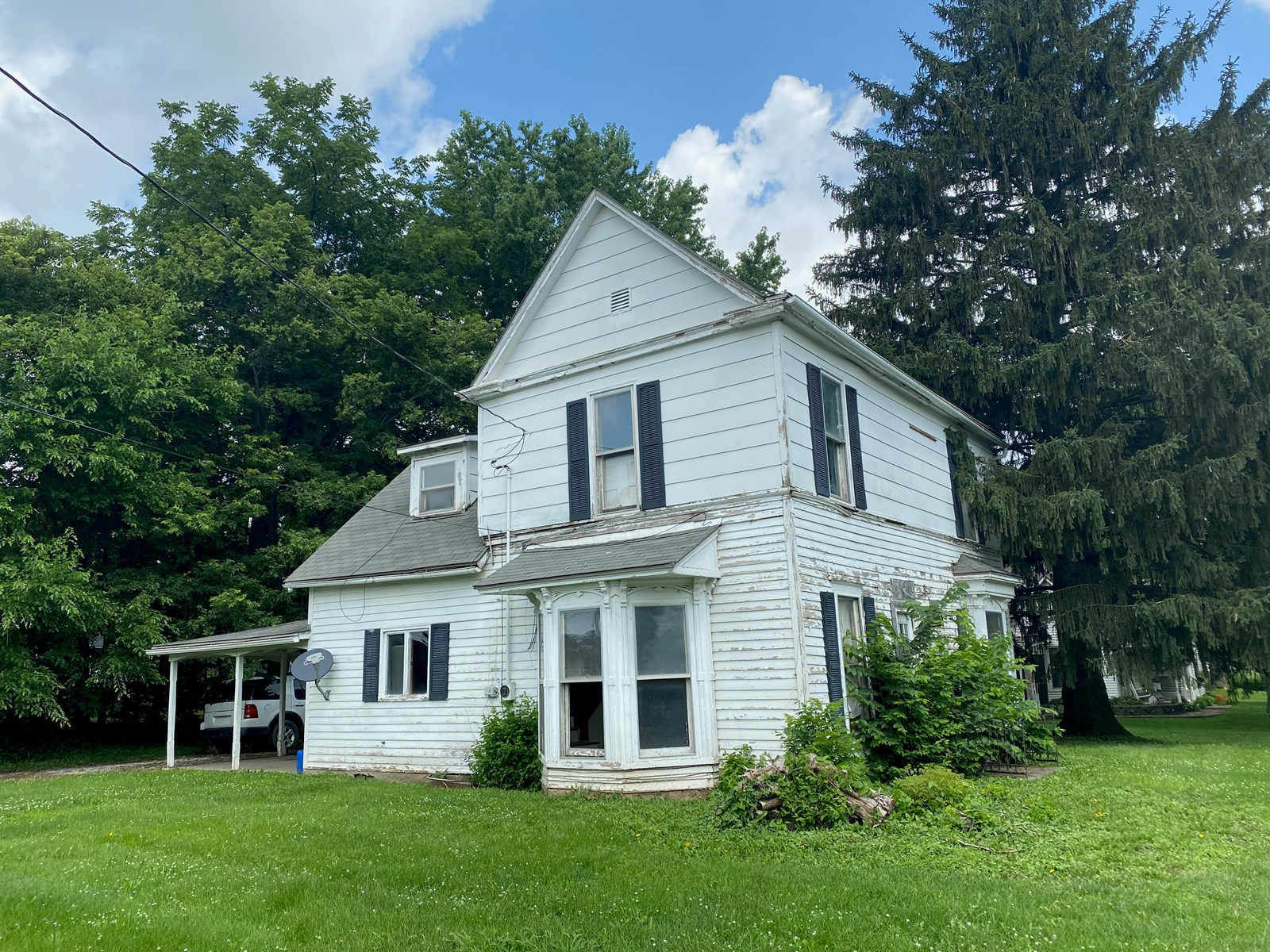 For Sale Albany, MO Fixer Upper Home