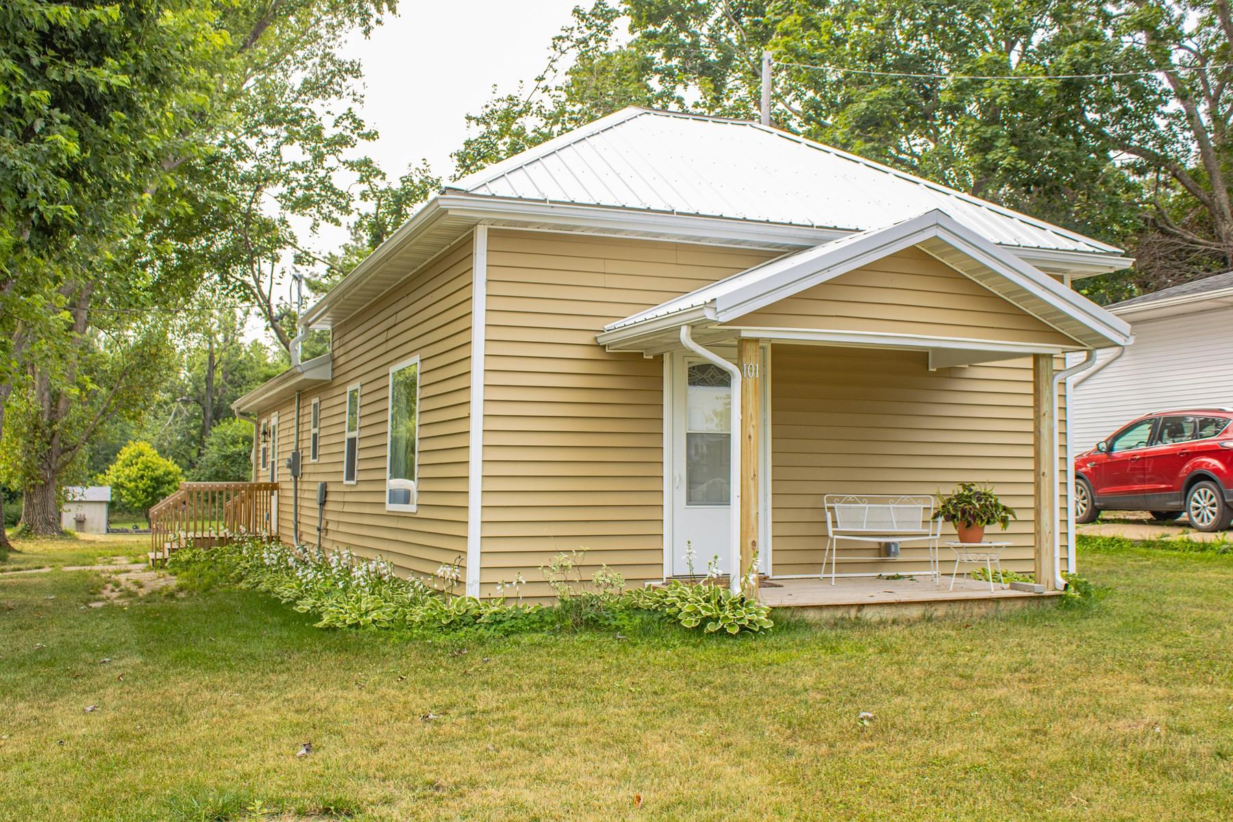 Springville Iowa Home for Sale