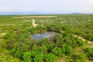 IRRIGATED SOUTH TEXAS HUNTING RANCH FOR SALE - KINNEY COUNTY