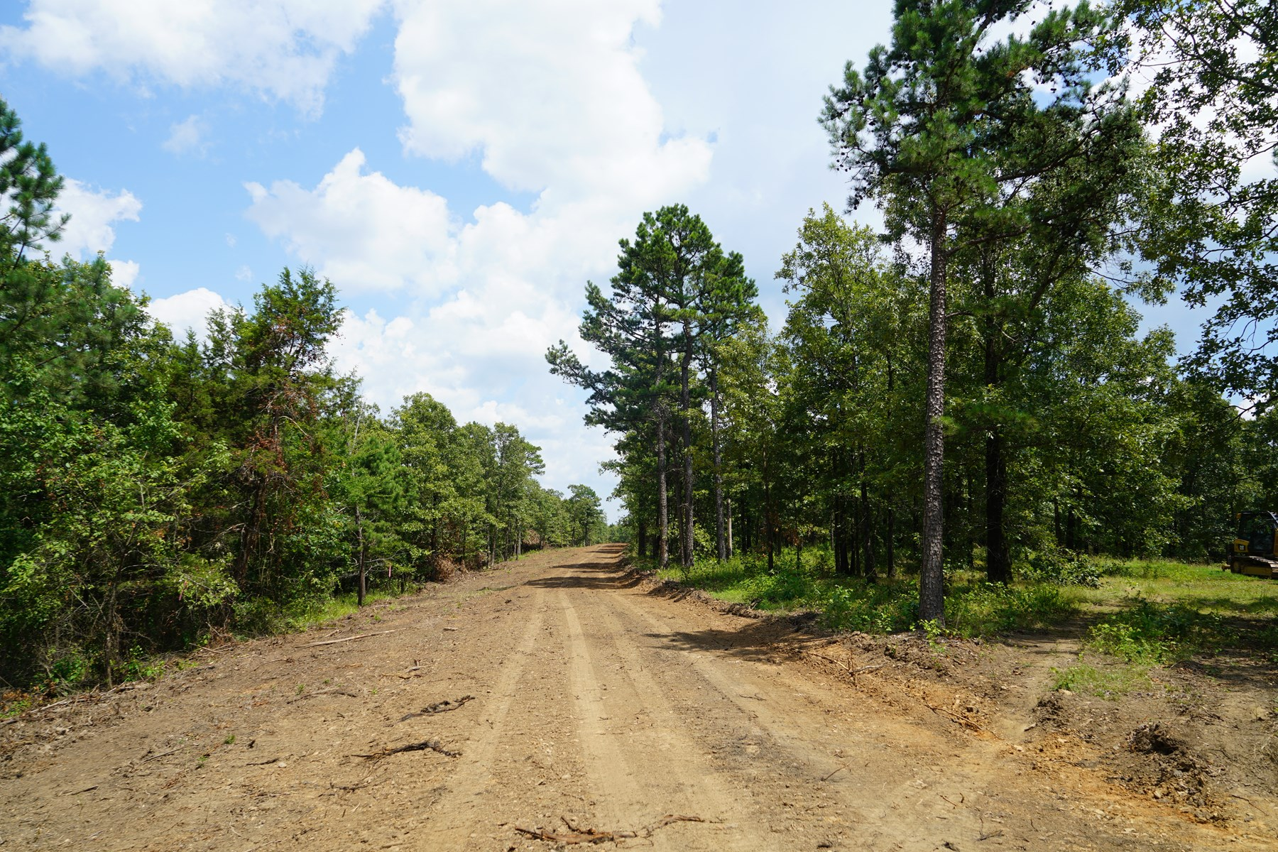OUACHITA NATIONAL FOREST CABIN SITE IN SOUTHEAST OKLAHOMA