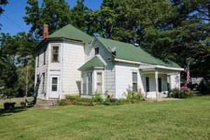 ONLINE AUCTION * EDGERTON, MISSOURI * INVESTMENT HOME