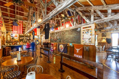Top 10 BBQ Restaurant & Home For Sale in Kendall County, TX