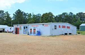 COMMERCIAL FOOD SERVICE BUILDING FOR  SALE SW MS