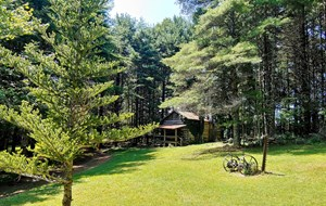 PRIMITIVE RETREAT FOR SALE IN THE MOUNTAINS OF FLOYD VA!
