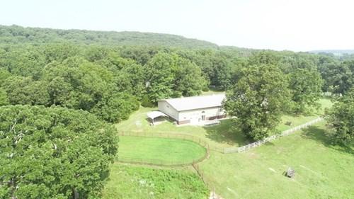 Polk County Missouri Horse Farm For Sale