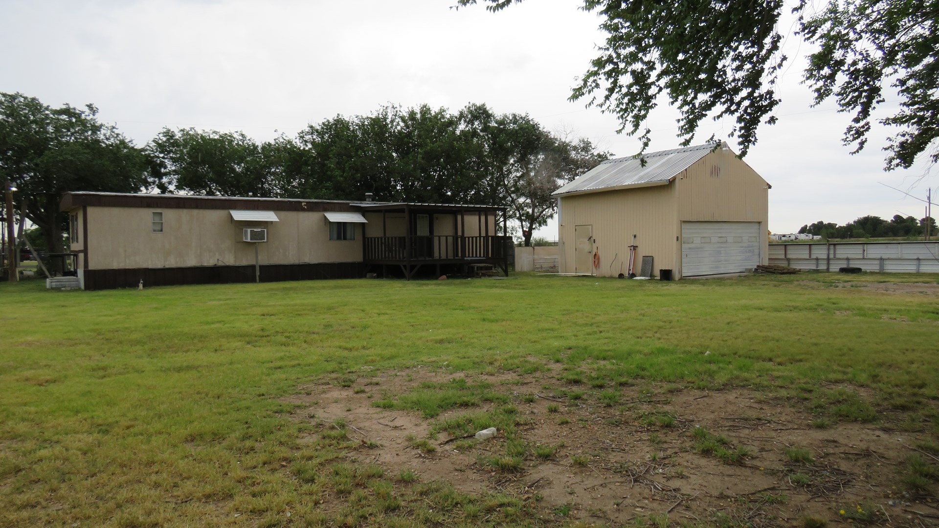 Odessa, TX land and home for sale