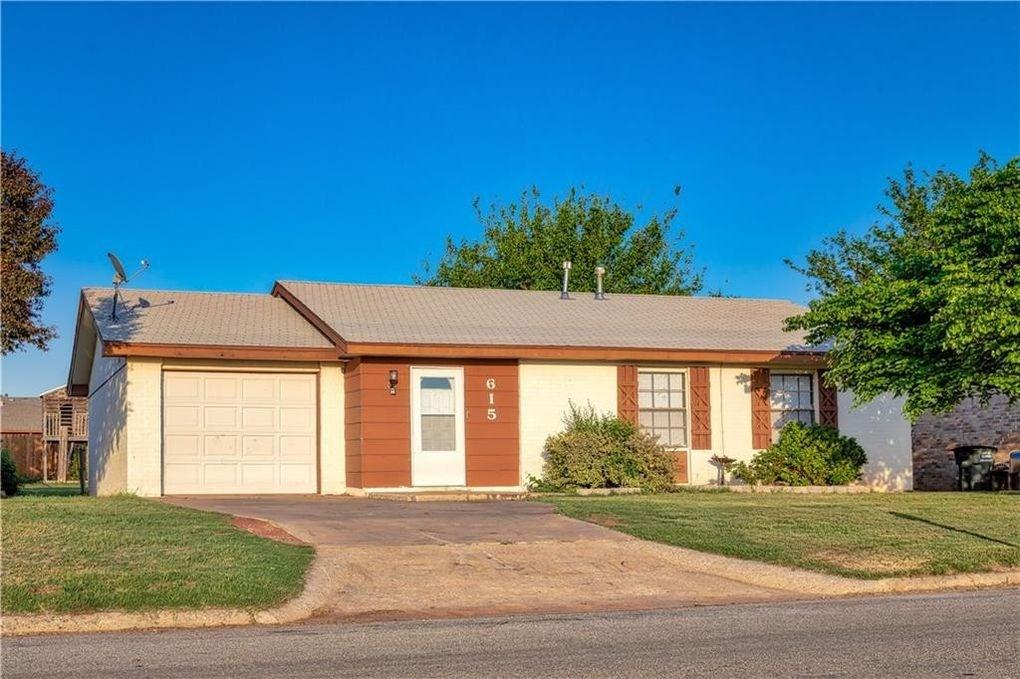 Clinton Oklahoma Home for Sale