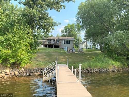 Island Lake Home For Sale in Sturgeon Lake, MN