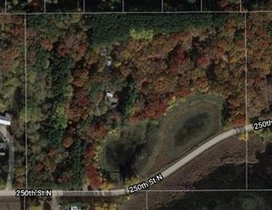 15 ACRE FOREST LAKE PROPERTY FOR SALE