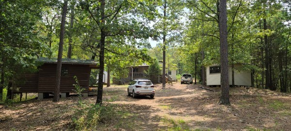 SOUTHEASTHERN OKLAHOMA WISTER LAKE CABIN FOR SALE