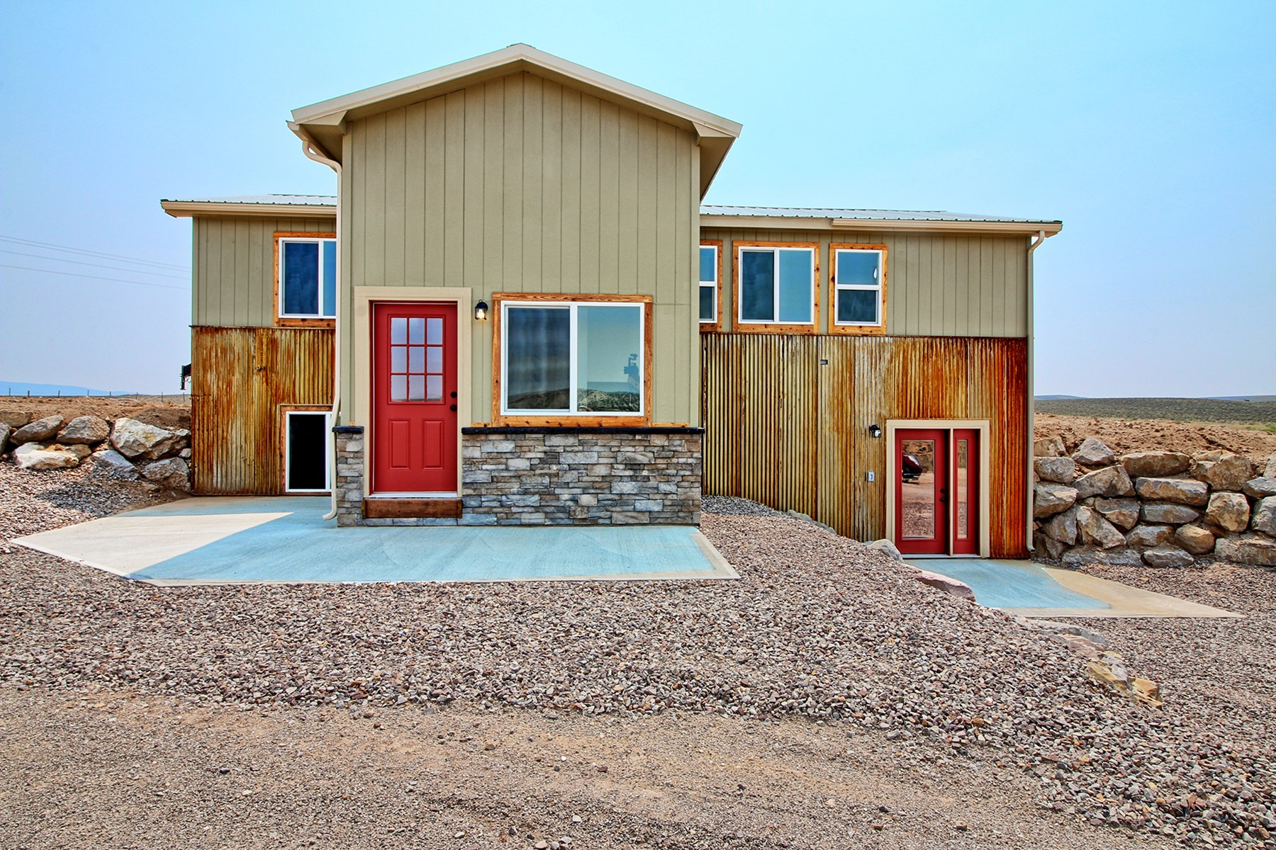 Newly Remolded Homes with Acreage in Maybell, CO