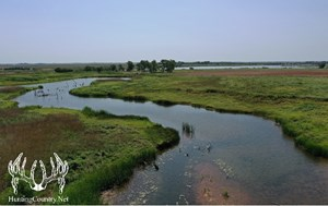 312 ACRES M/L. BARBER COUNTY KANSAS LAND WITH POND FOR SALE