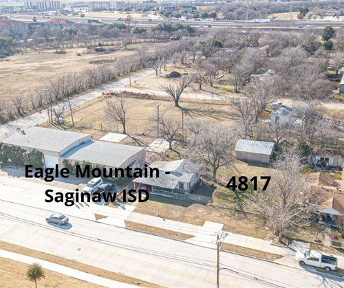 LOT FOR SALE Eagle Mountain Saginaw ISD