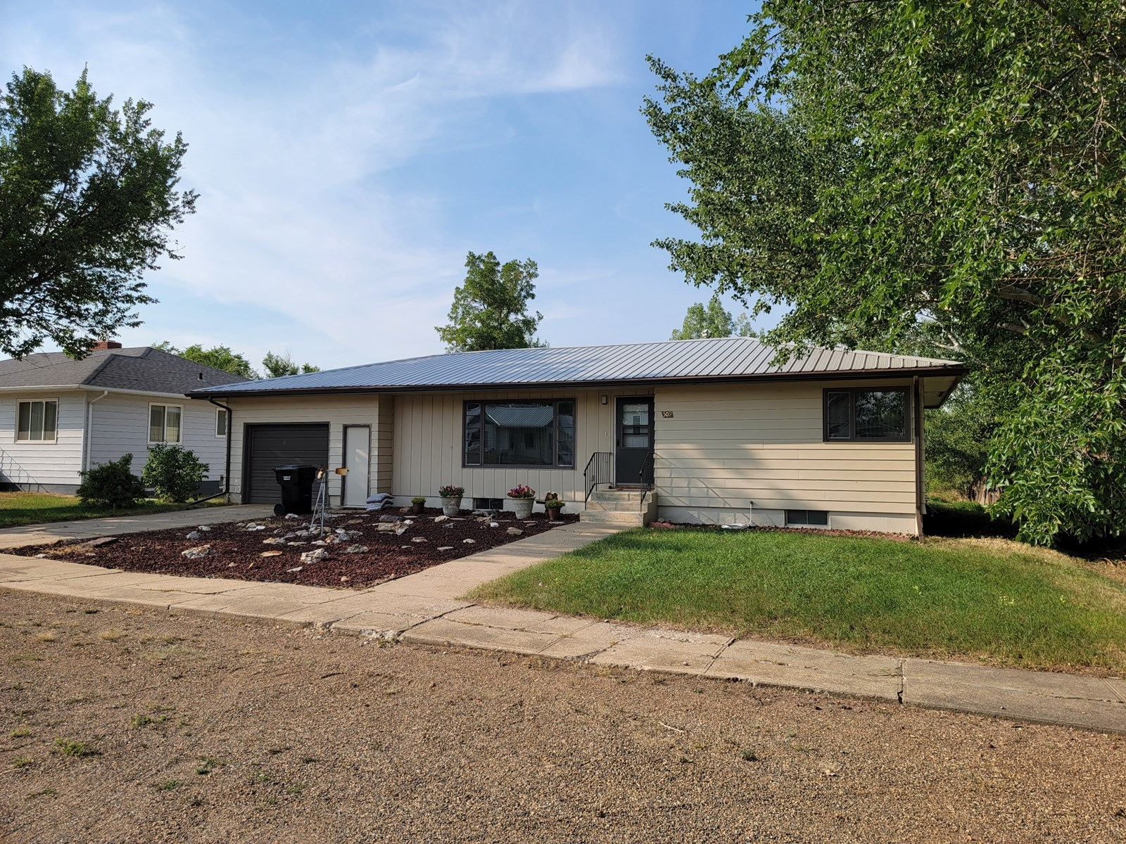 Home for Sale in Wibaux, Montana