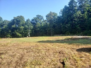 LAND FOR SALE WITH A CREEK