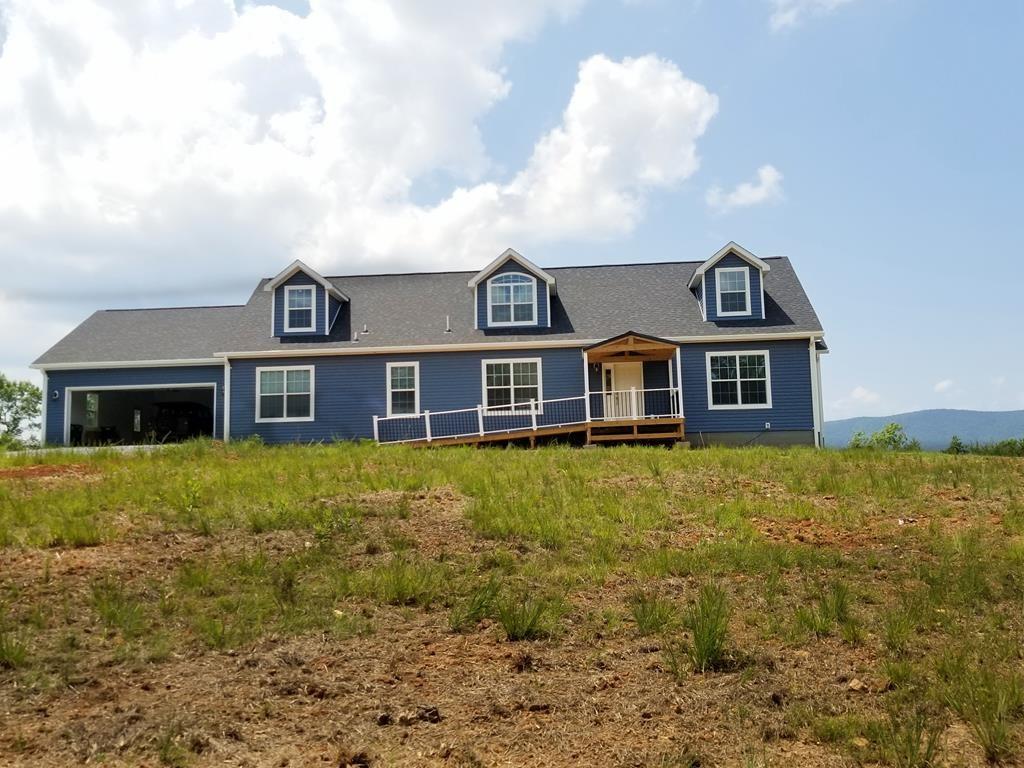 Gorgeous Home Overlooking Smith Mountain, VA