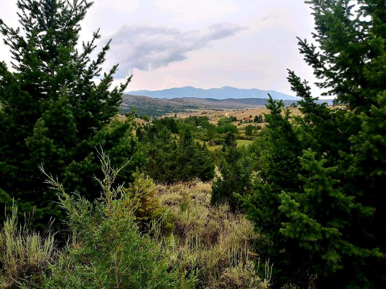 Montana Land Near Historic Town