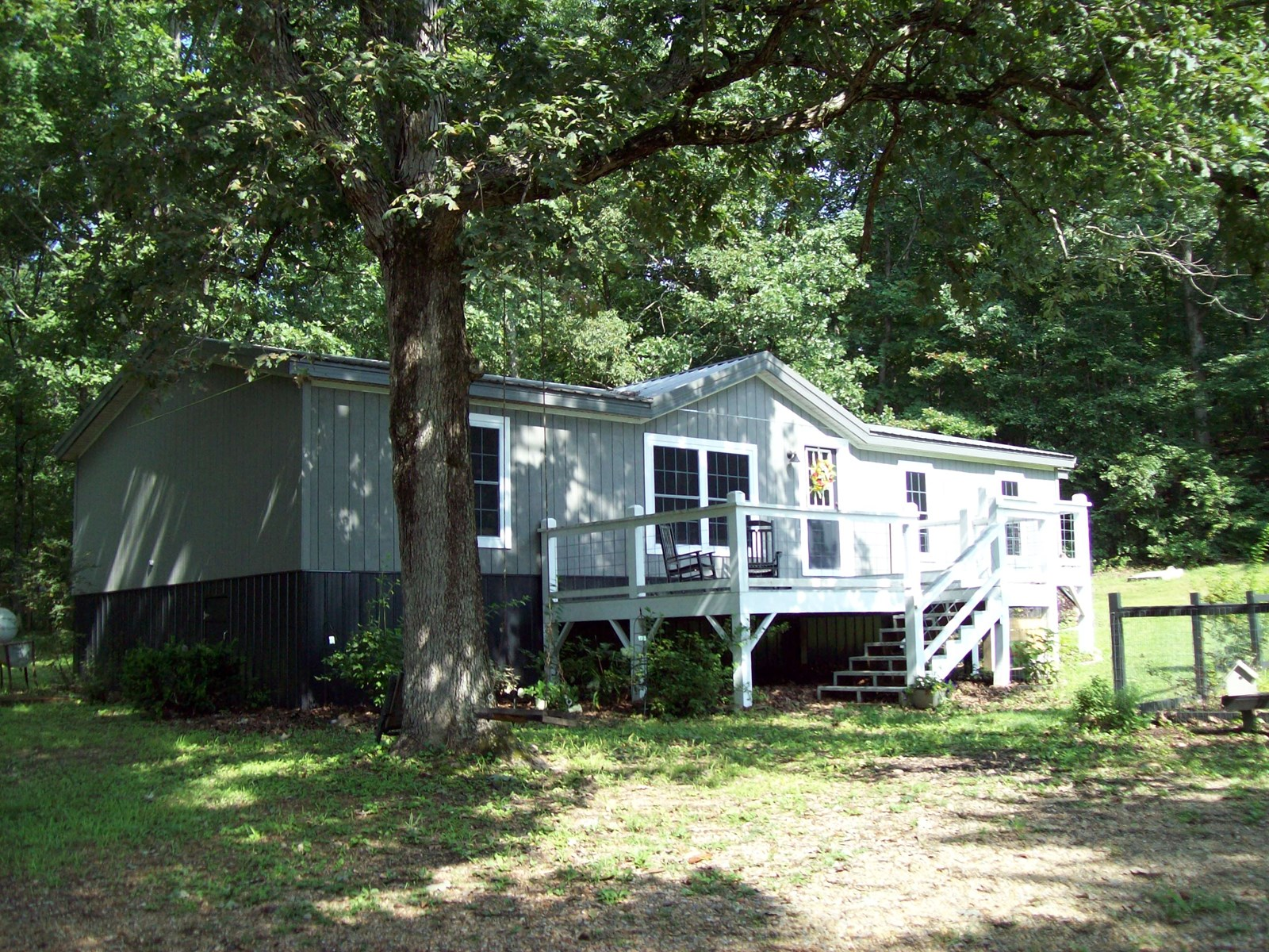 30 +/- Acres & Modular Home South of Annapolis