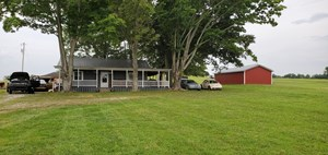 COUNTRY HOME AND FARM IN METCALFE COUNTY KY