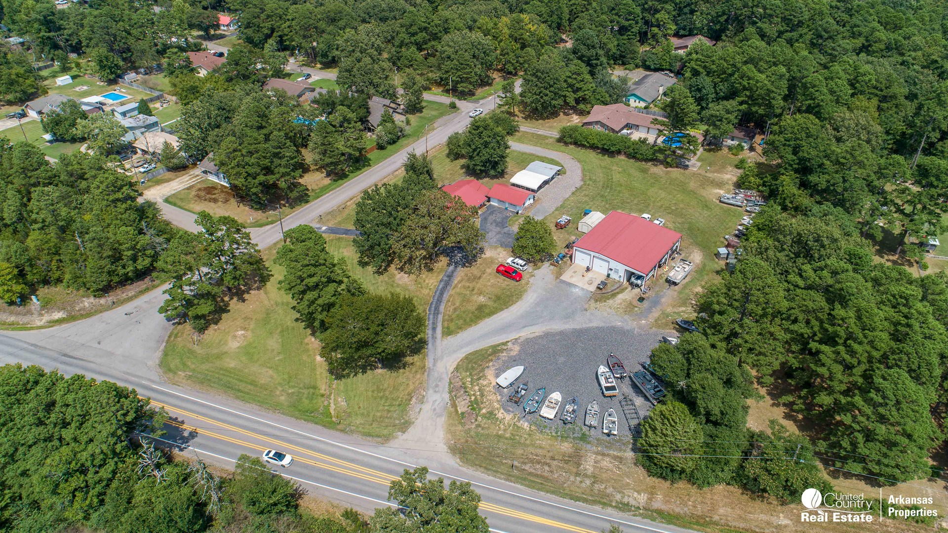 Residential/Commercial Property for sale in Mena Arkansas