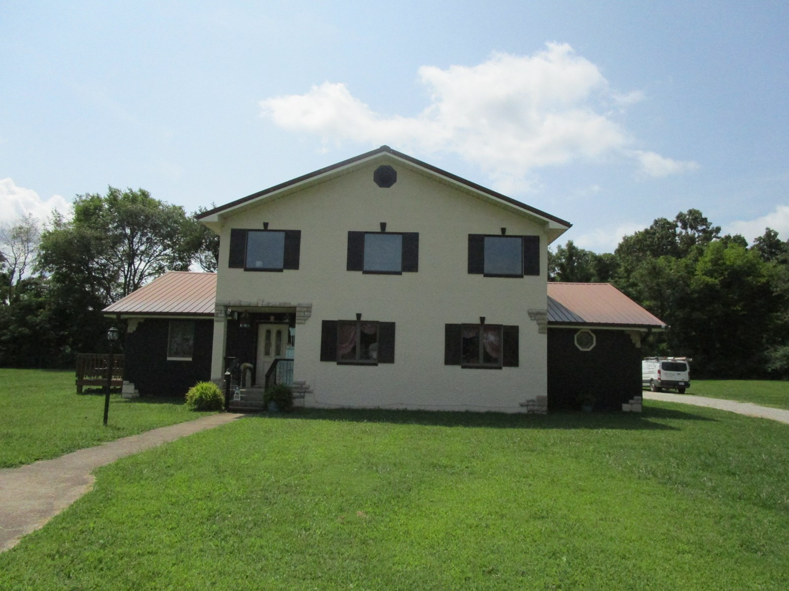 Spacious Home in Town with Acreage in Southern Missouri