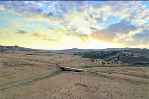 HUNTING LAND FOR SALE IN GLENDIVE MONTANA