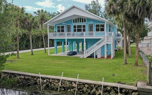 WATERFRONT HOME IN CRYSTAL RIVER, FL